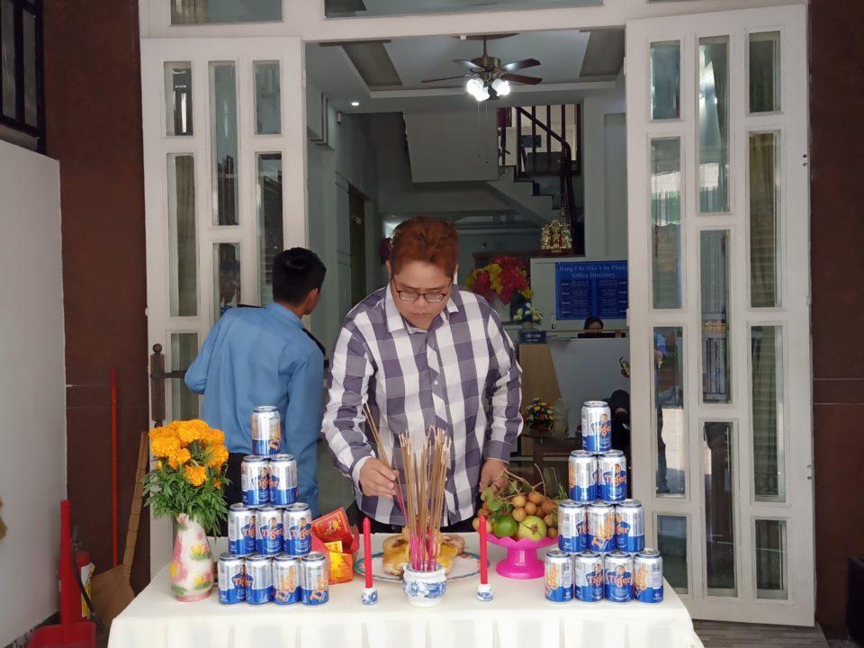 Cty bảo vệ ở Phú Thọ