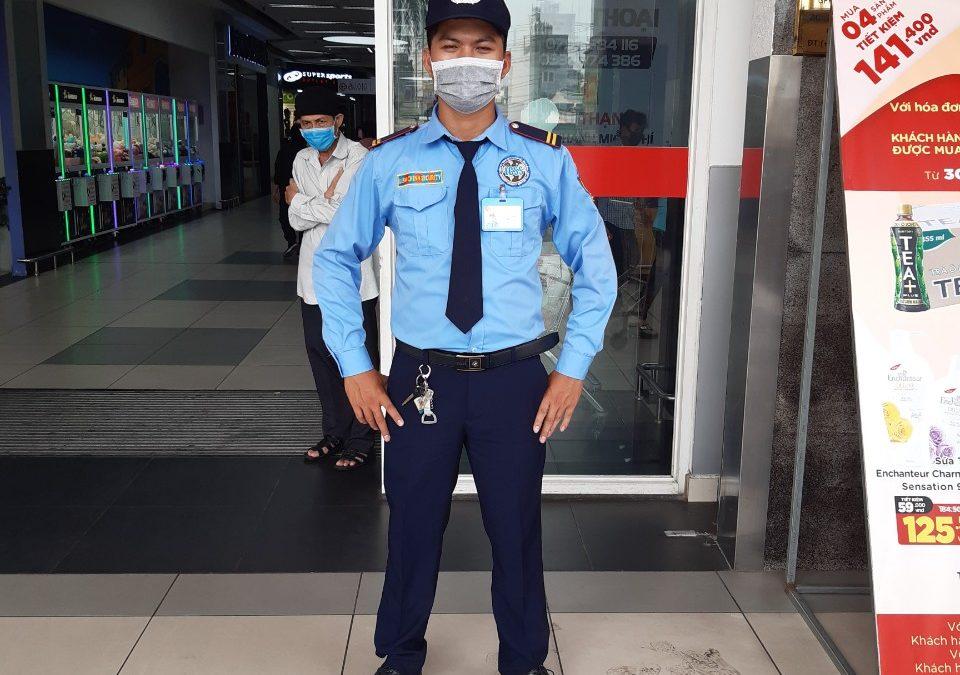 Công ty Cổ phần Dịch vụ Bảo vệ 555