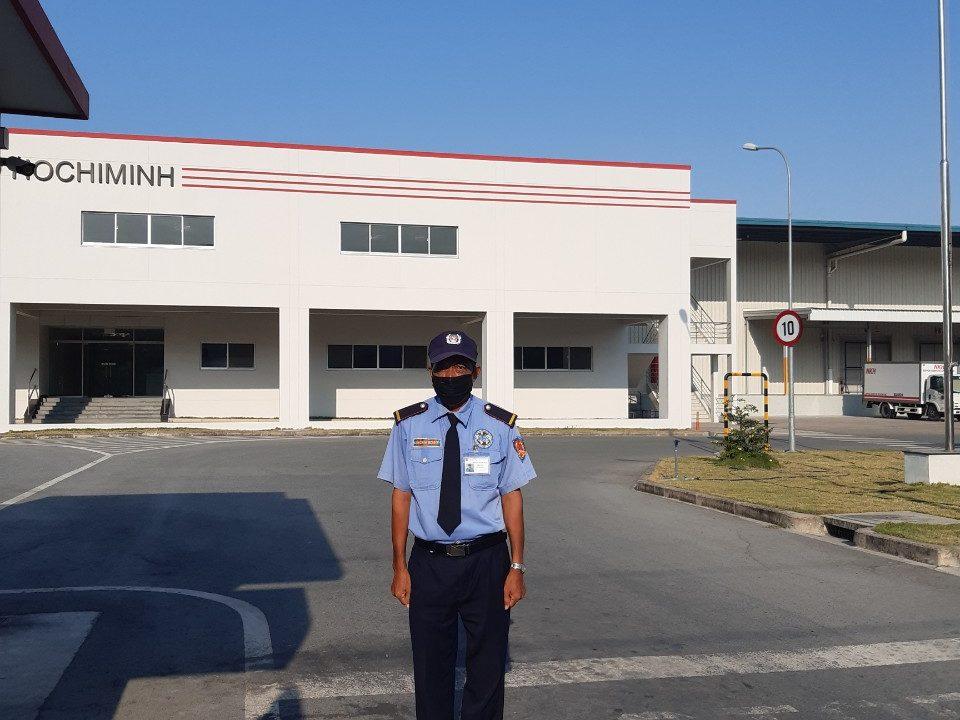 Công ty TNHH Dịch vụ Bảo vệ I.A.S 8 Protection