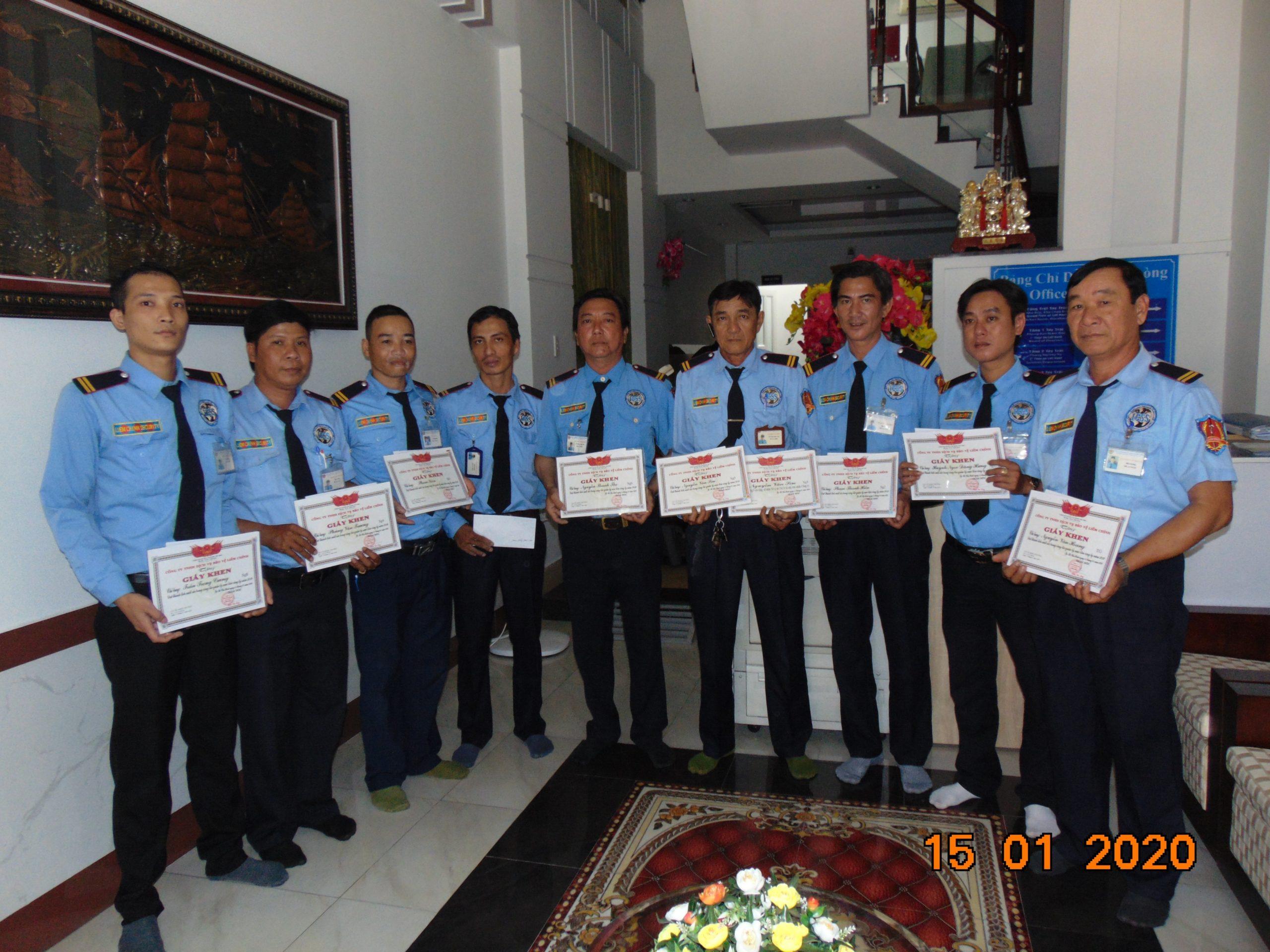 Dịch vụ bảo vệ giá rẻ tại Đà Nẵng uy tín