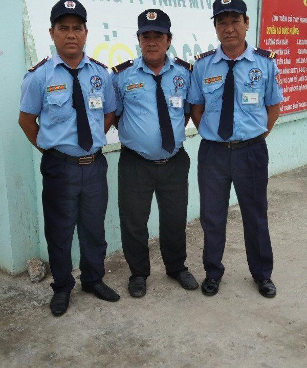 DS Dịch vụ bảo vệ chuyên nghiệp tại tphcm