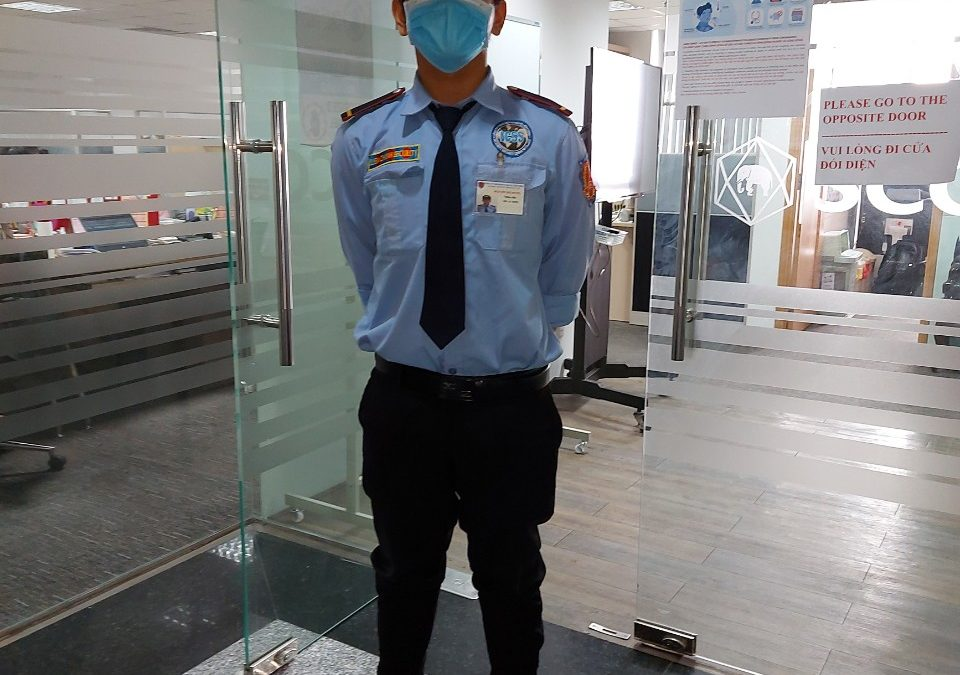 Dịch vụ bảo vệ chuyên nghiệp tại Hà Nội giá rẻ
