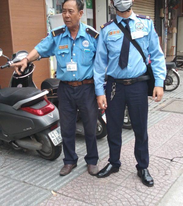 Bảo vệ giữ xe bệnh viện Nhân Dân 115 giá rẻ