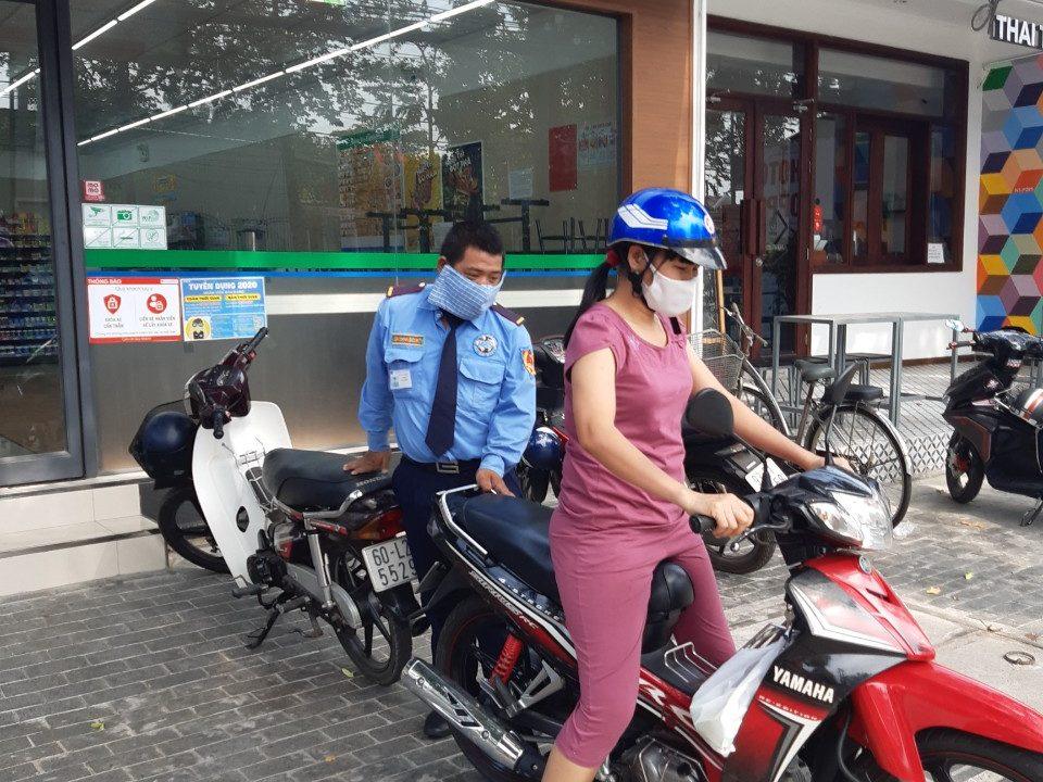 Bảo vệ giữ xe bệnh viện Nguyễn Tri Phương rẻ nhất