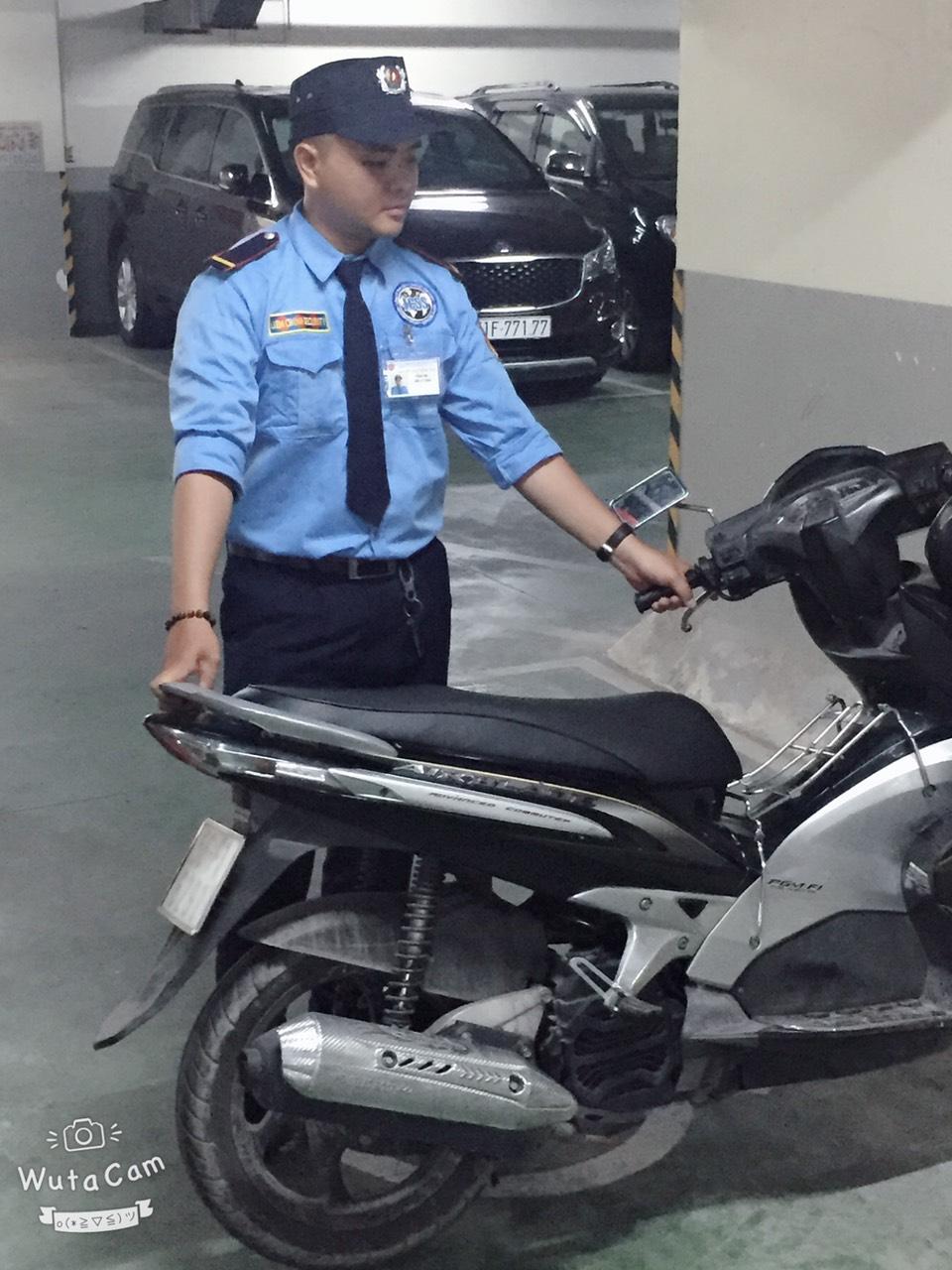 Dịch vụ bảo vệ Trông Xe