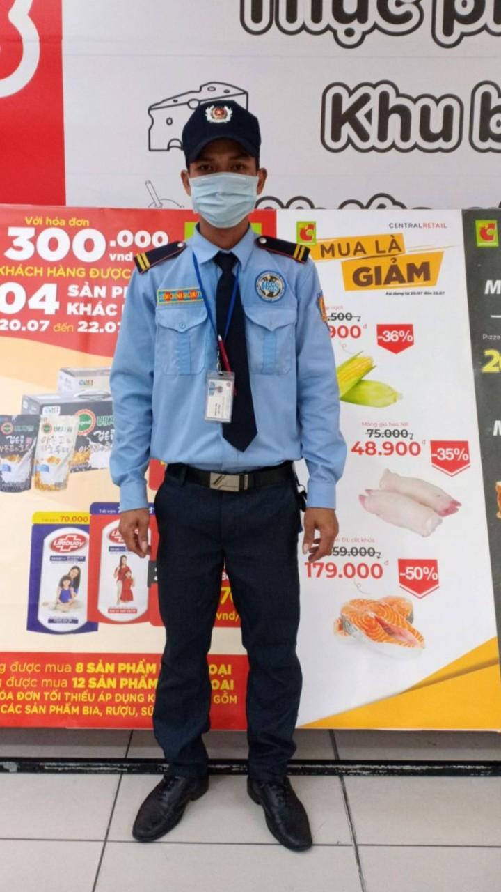 Công ty bảo vệ giá rẻ International Mr Security