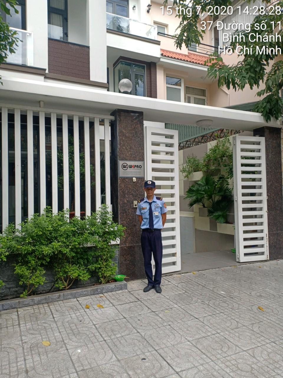 Dịch vụ bảo vệ giá rẻ Đà Nẵng