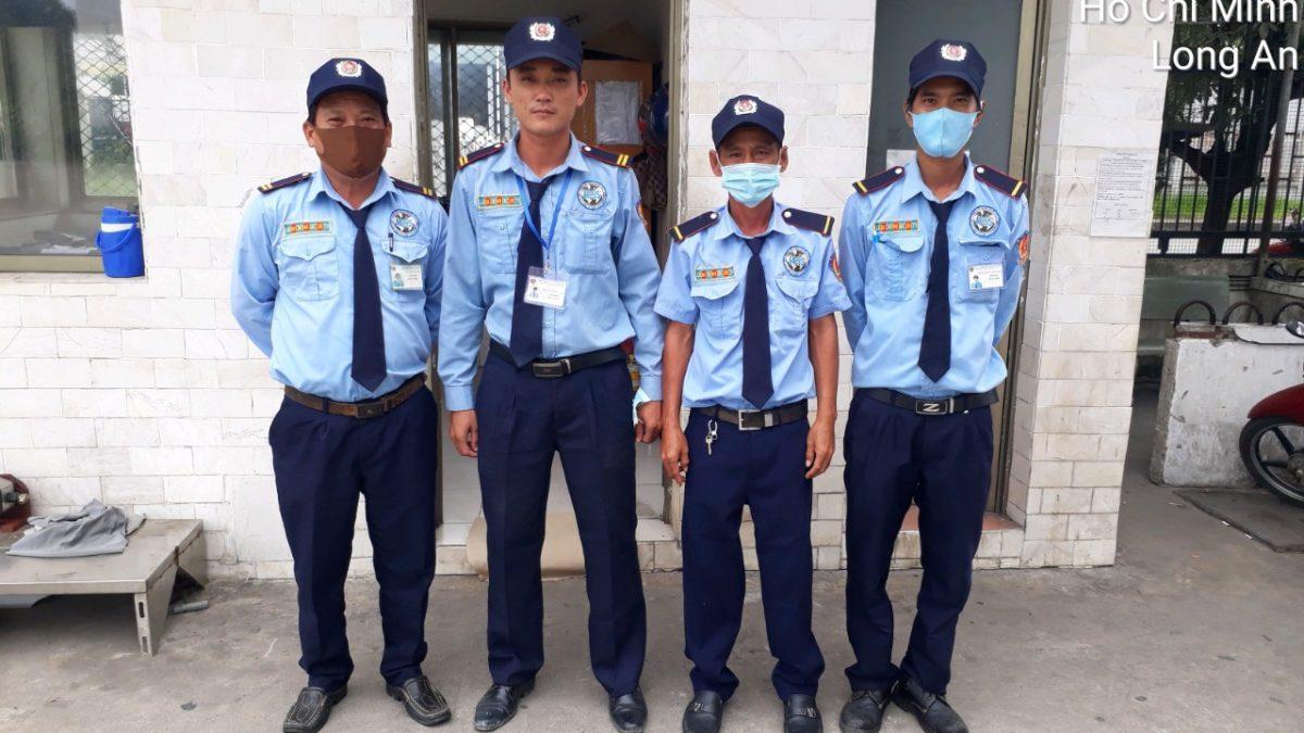 Bảo vệ giữ xe bệnh viện Mắt Thành phố giá rẻ