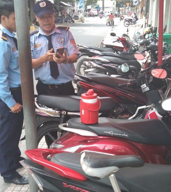 Bảo vệ giữ xe bệnh viện Bình Dân giá rẻ