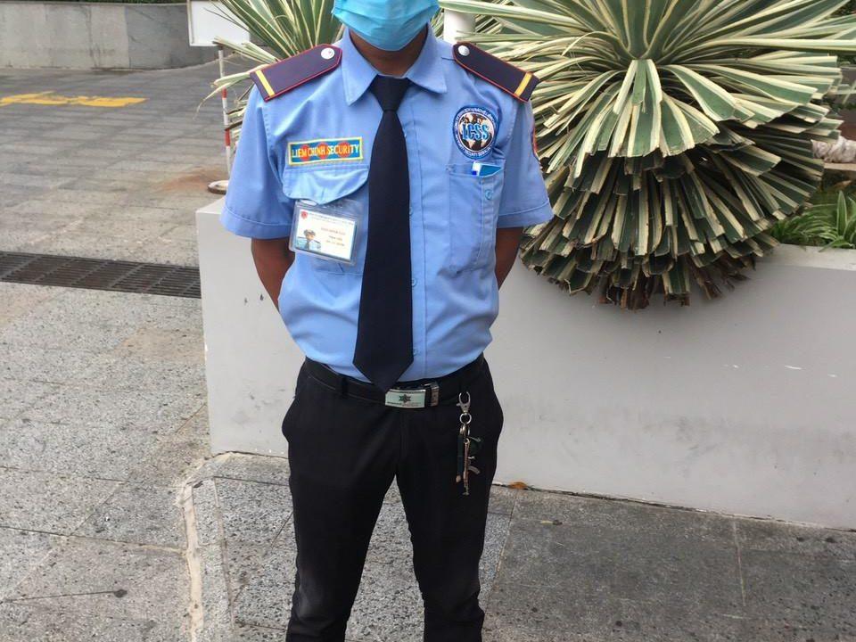 Bảo vệ giữ xe bệnh viện đa khoa Bưu Điện