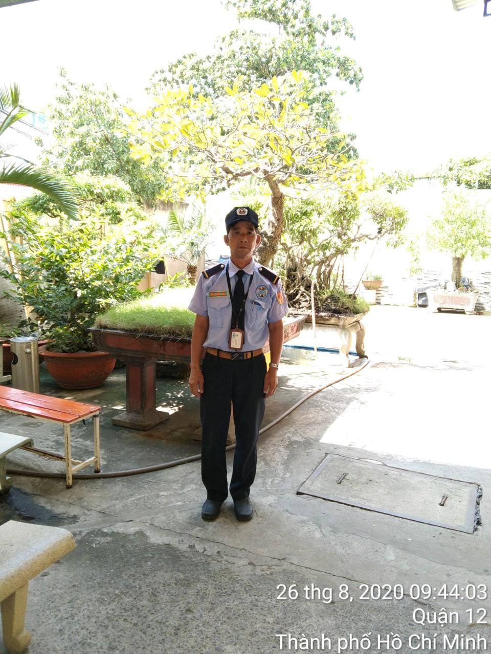 Bảo vệ giữ xe bệnh viện Gaya Việt Hàn