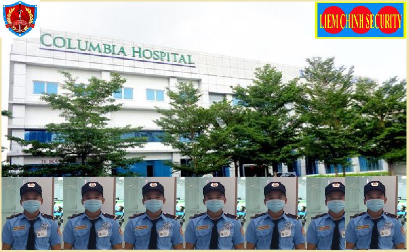 Bảo vệ giữ xe bệnh viện Quốc Tế Columbia Asia Gia Định