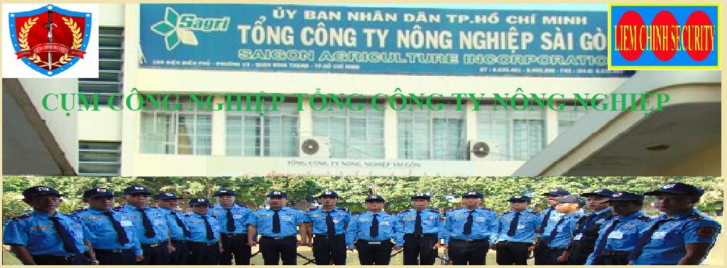 Bảo vệ cụm công nghiệp tổng công ty nông nghiệp Sài Gòn