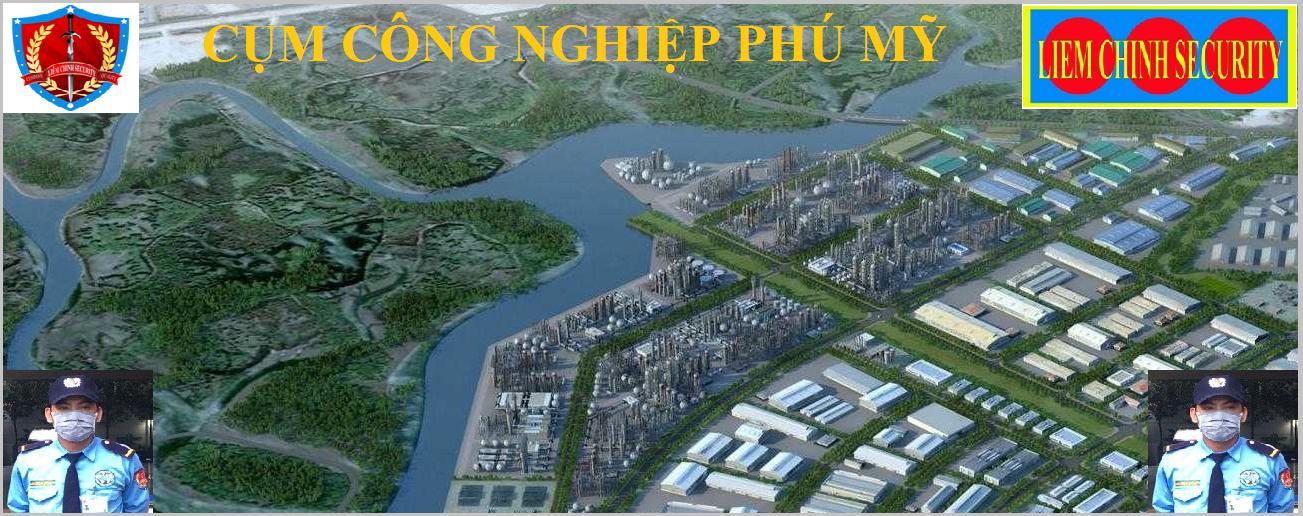 Bảo vệ cụm công nghiệp Phú Mỹ