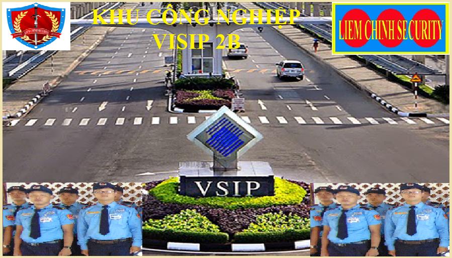 Bảo vệ khu công nghiệp Visip 2B