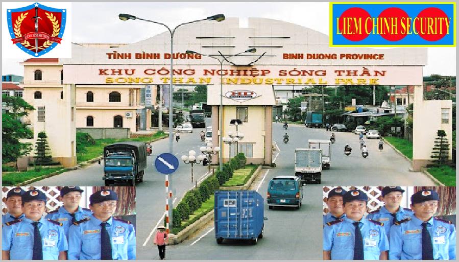 Bảo vệ khu công nghiệp Sóng Thần 2