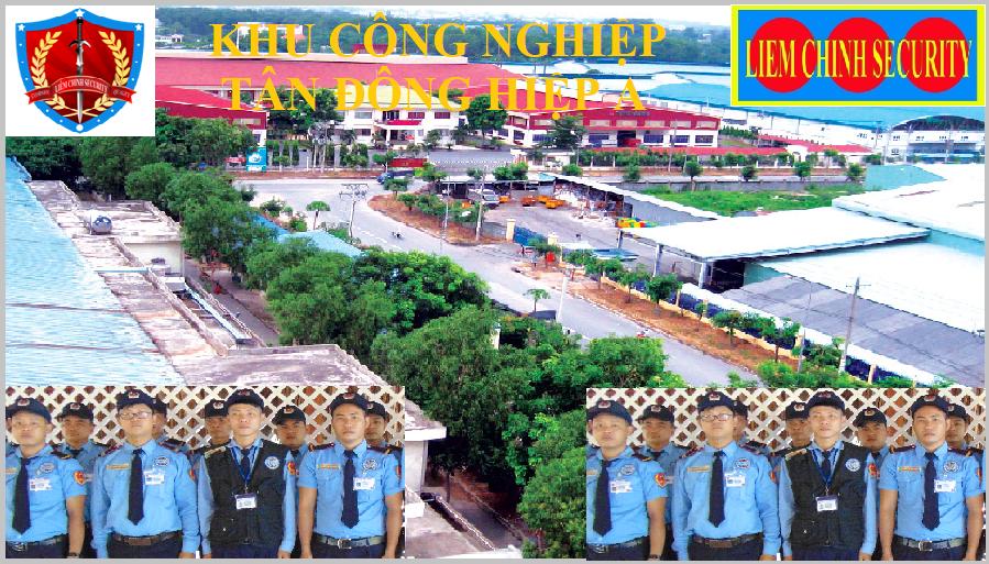 Bảo vệ khu công nghiệp Tân Đông Hiệp A