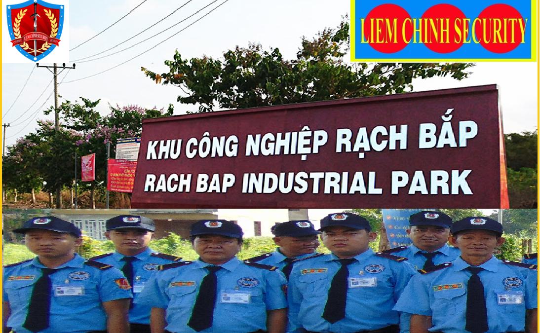 Bảo vệ khu công nghiệp Rạch Bắp