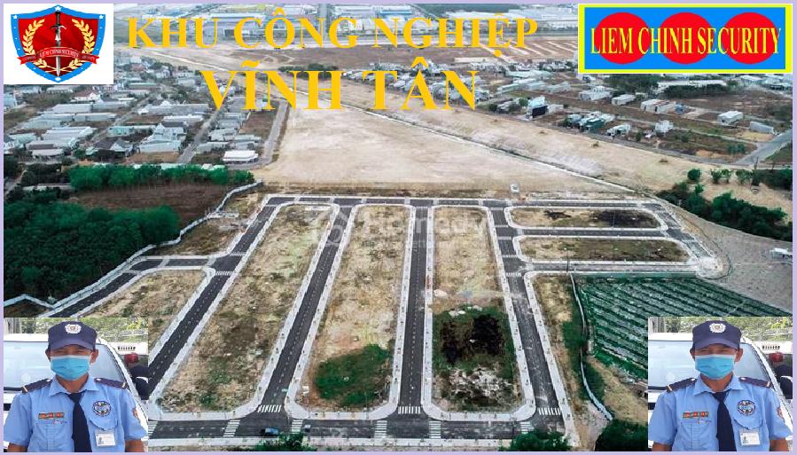 Bảo vệ khu công nghiệp Vĩnh Tân