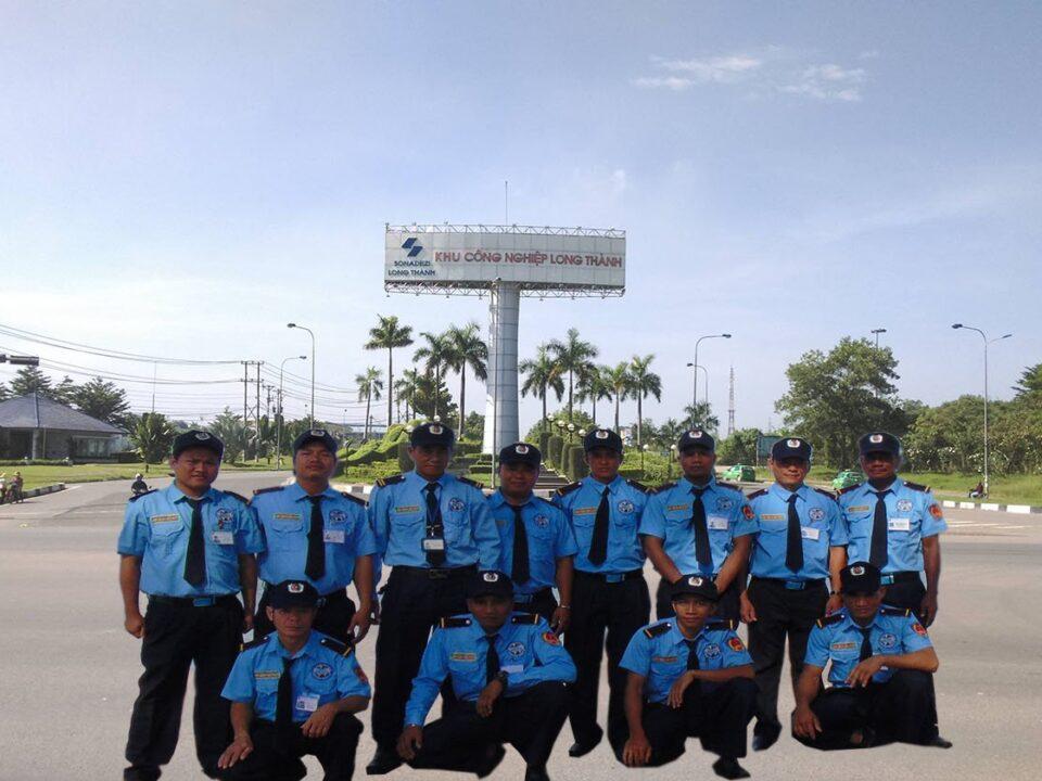 Bảo vệ khu công nghiệp Long Thành