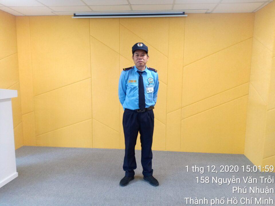 Bảo vệ cụm công nghiệp Tân Bình