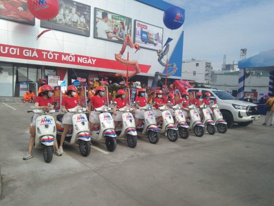 Bảo vệ cho siêu thị MM Mega Market Hưng Phú 24