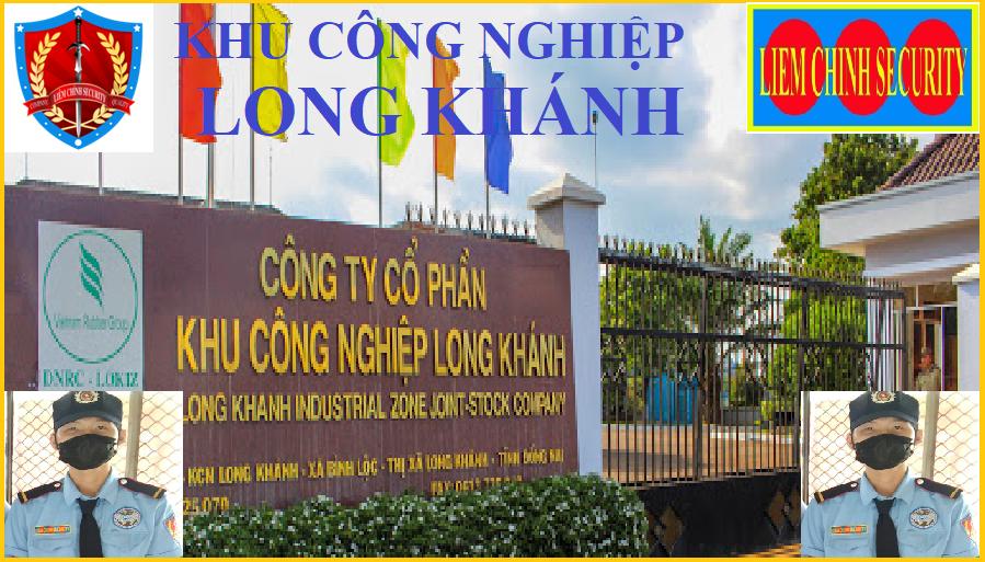 Bảo vệ khu công nghiệp Long Khánh