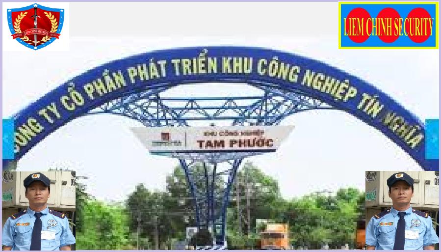 Bảo vệ khu công nghiệp Tam Phước