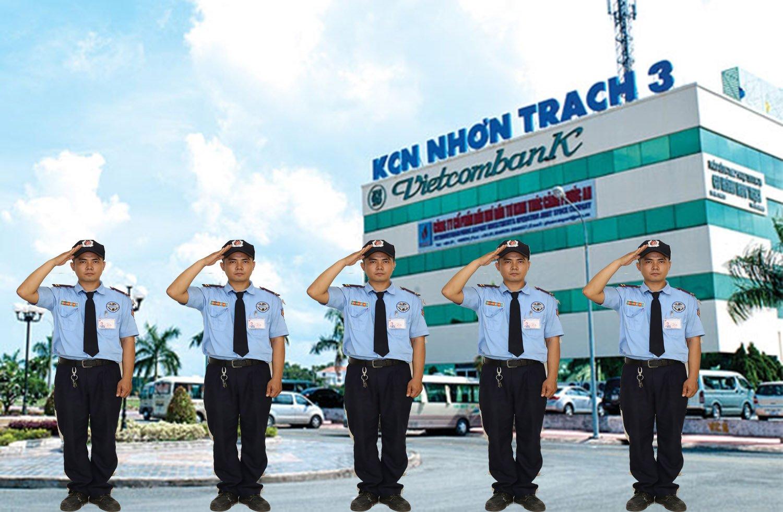 Bảo vệ khu công nghiệp Nhơn Trạch 3