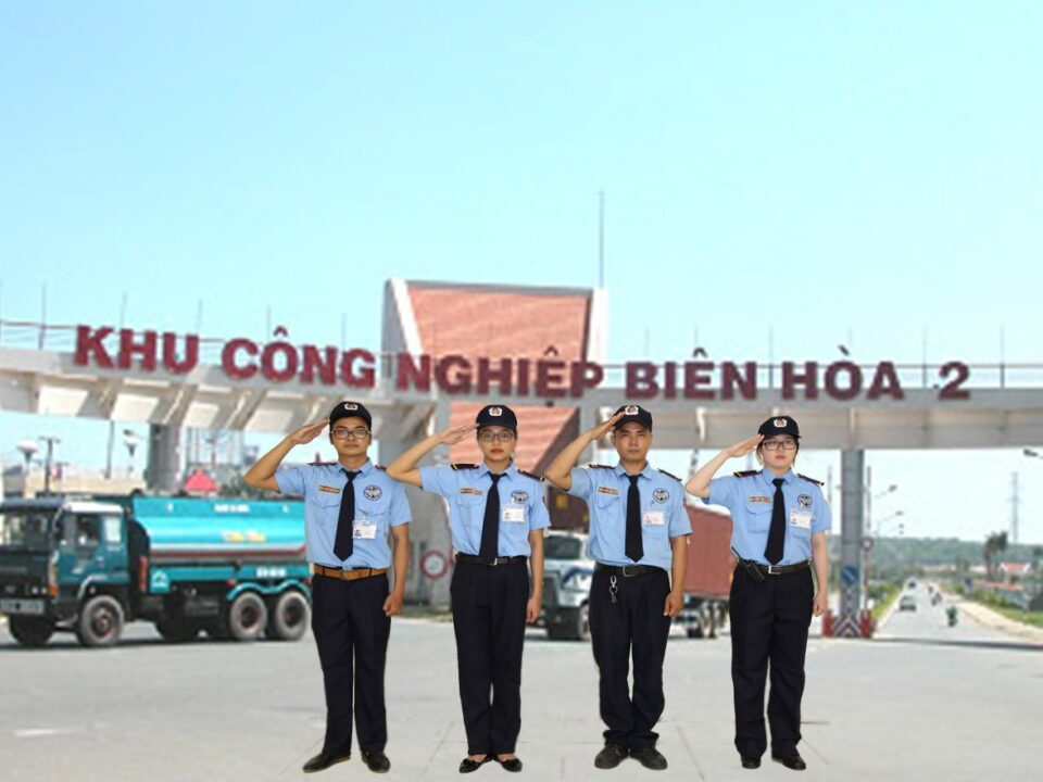 Bảo vệ khu công nghiệp Biên Hòa 2