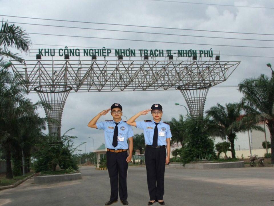 Bảo vệ khu công nghiệp Nhơn Trạch 2 - Nhơn Phú