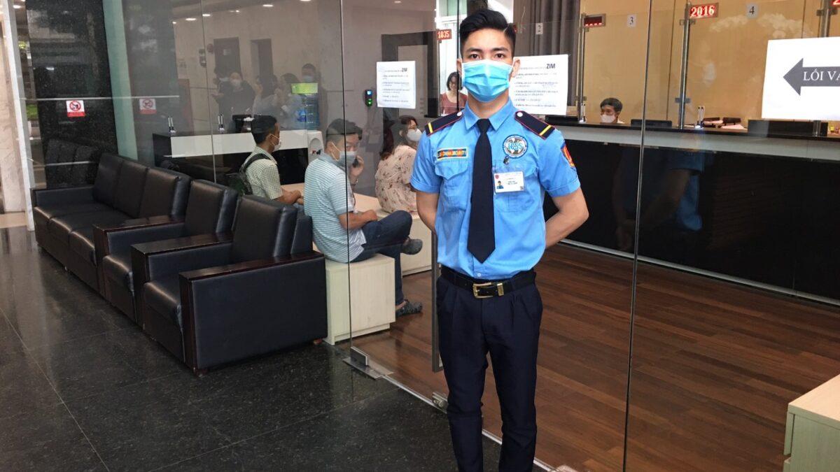 Bảo vệ khu công nghiệp Nhơn Trạch 2