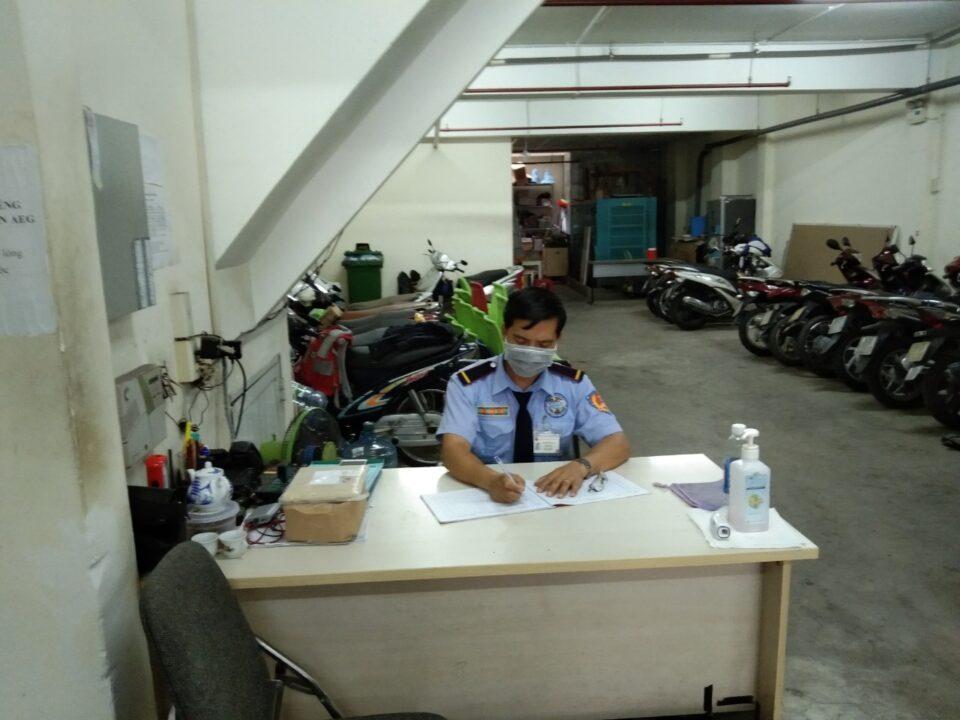 Bảo vệ khu công nghiệp Phú An Thạnh Long An