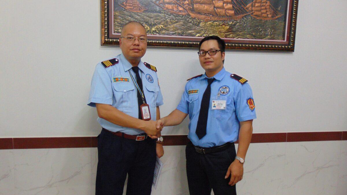 Bảo vệ cụm công nghiệp cầu cảng Phước Đông