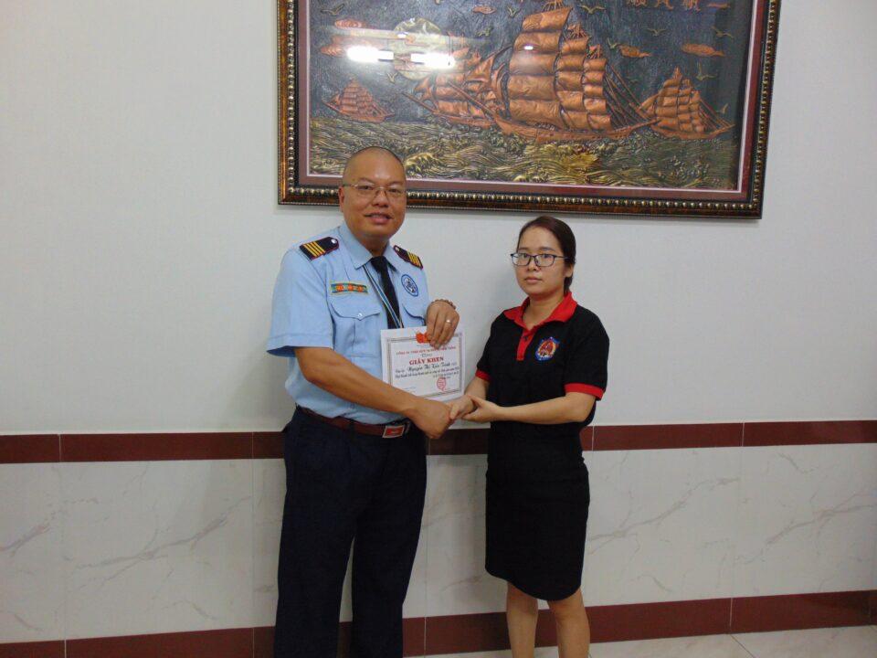 Bảo vệ khu công nghiệp Nam Tân Tập