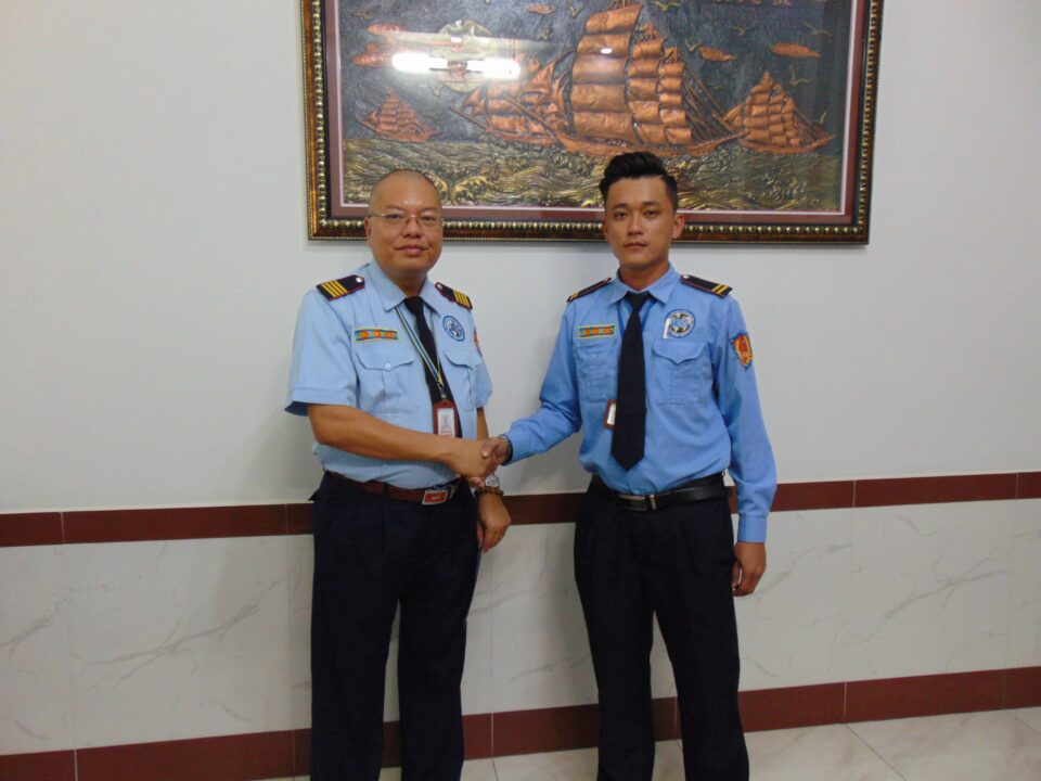Bảo vệ khu công nghiệp Đức Hòa 3 - Việt Hóa