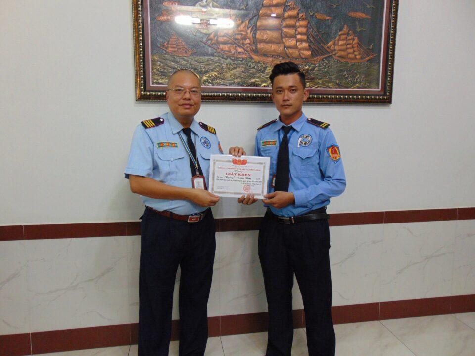 Bảo vệ khu công nghiệp Đức Hòa 3 - Hồng Đạt