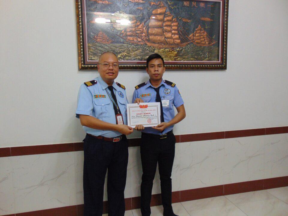 Bảo vệ khu công nghiệp Đức Hòa 3 - Long Việt