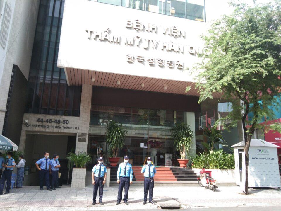 Công ty bảo vệ An Thái Bình
