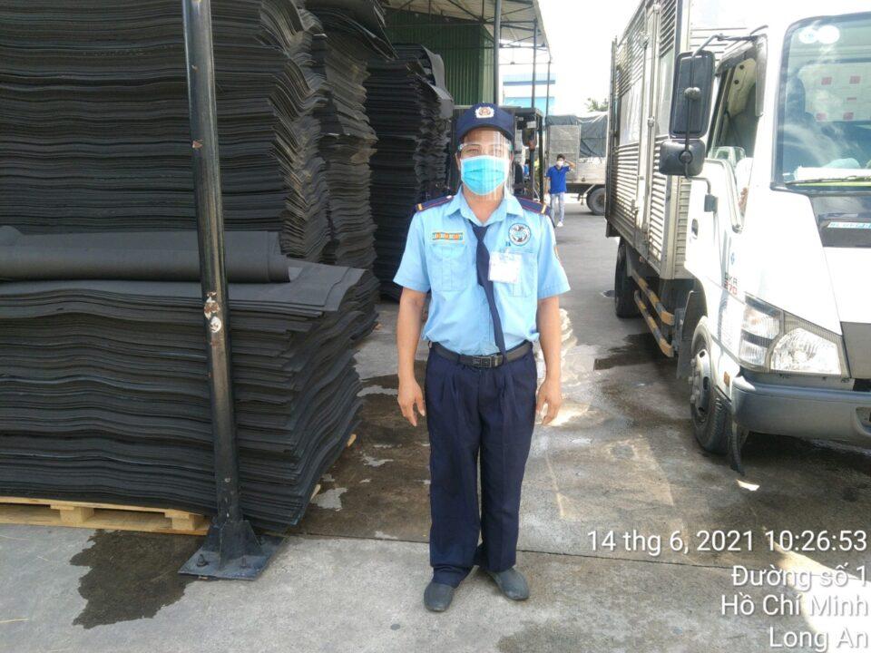 Công ty bảo vệ Quận 1 HCM