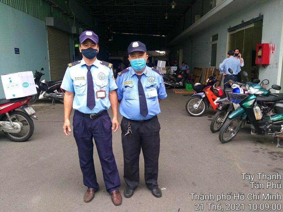 Công ty TNHH Dịch vụ Bảo vệ Âu Việt