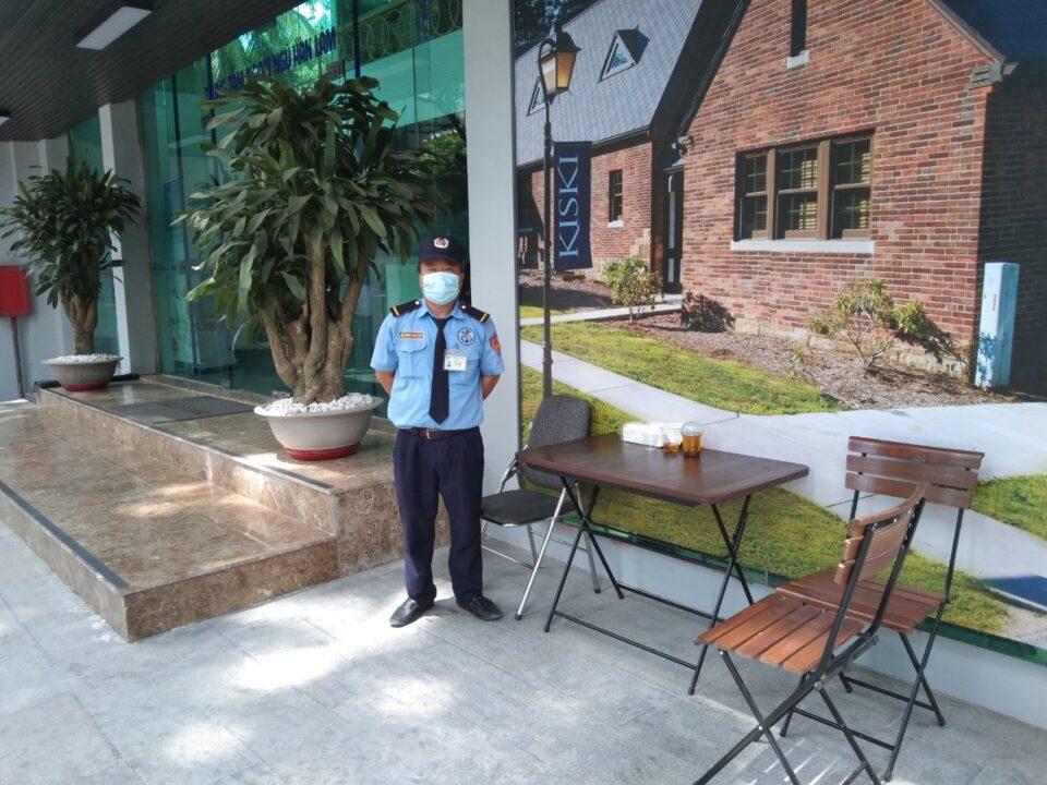 Công ty bảo vệ Chấn Hưng