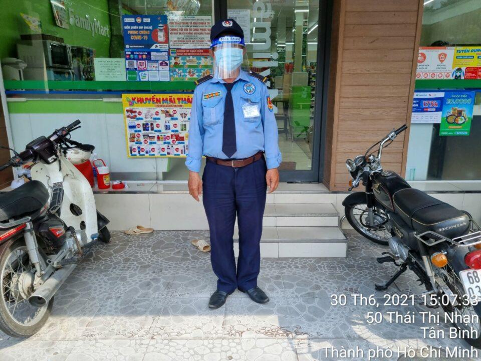 Công ty bảo vệ Cường Thịnh