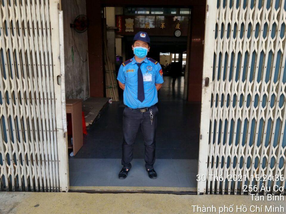 Công ty bảo vệ Đông Á