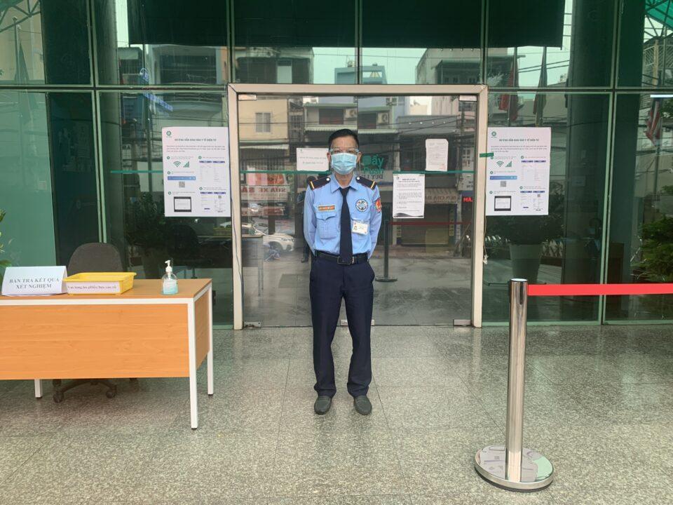 Công ty bảo vệ ở Sài Gòn