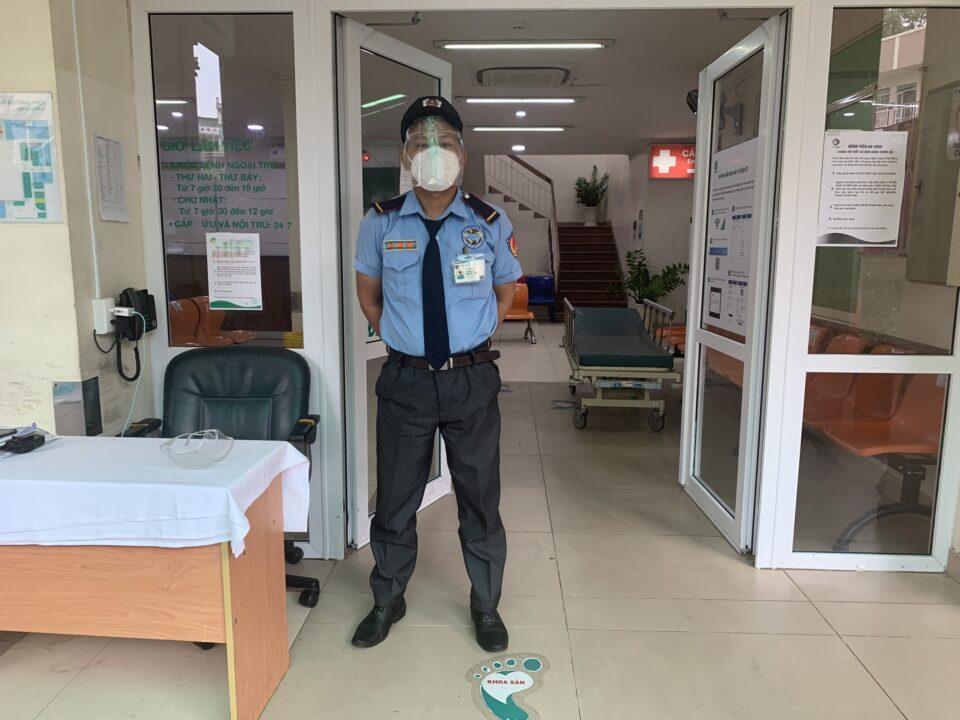 Các công ty dịch vụ bảo vệ tại tphcm