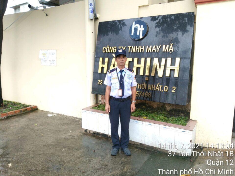 Công ty bảo vệ HNK TPHCM