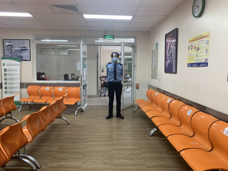 Các cty dịch vụ bảo vệ tại TPHCM