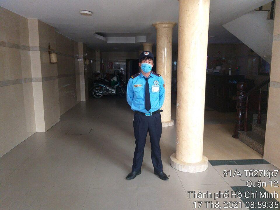Cty bảo vệ tại Hồ Chí Minh