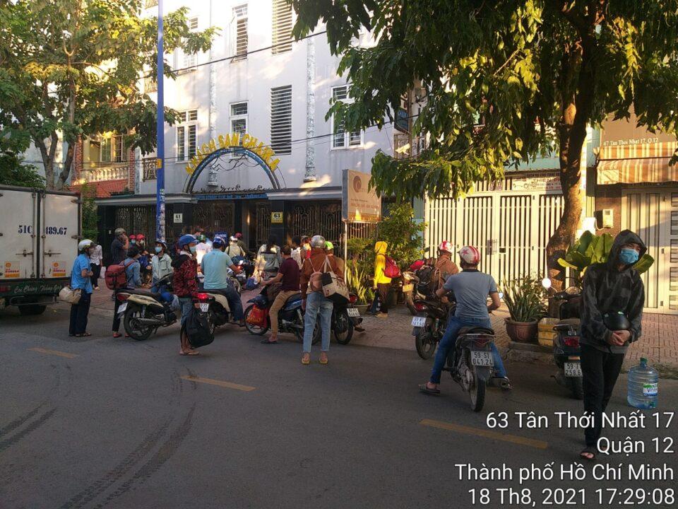 Các công ty bảo vệ tại Thành phố Hồ Chí Minh